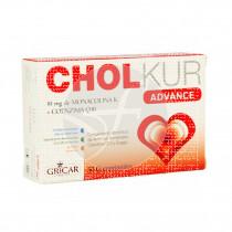 Cholkur Advance 30 comprimidos Gricar