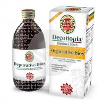 Decottopia Depurativo Bios 500ml Balestra & Mech