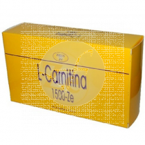 L-Carnitina viales 1500Mg Zeus
