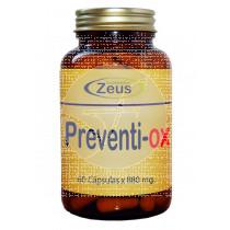 Prevetiox 60 capsulas Zeus