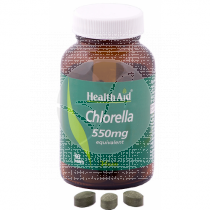 Chlorella 550Mg Health Aid