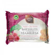 BARQUILLOS RELLENOS CON FRAMBUESA DIET RADISSON