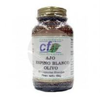 Ajo Espino Blanco Olivo 90 perlas Cfn