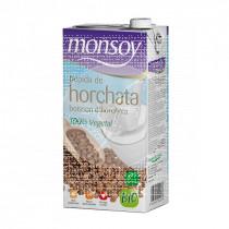 Horchata de chufa sin gluten bio Monsoy