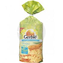 TORTITAS MAIZ SIN GLUTEN GERBLE