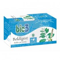 Bie 3 Boldigest Infusion Boldo y menta Biodes