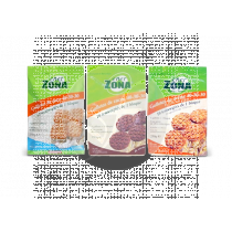 Galletas 40-30-30 De Cacao EnerZona