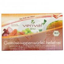 Caldo Veg Cubitos Bio 26447 Verival Bio