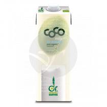 Bebida vegetal de coco bio 1l Dr. Antonio Martins