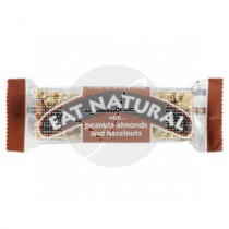 Barritas De cacahuetes Almendras y Avellanas Eat Natural
