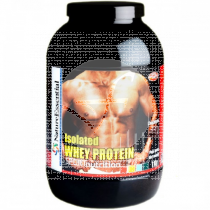 WHEY PROTEIN 90 ISOLATE VAINILLA
