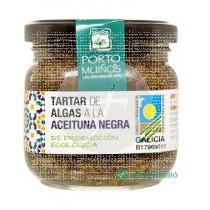 Tartar Algas A La Aceituna Negra Porto Muiños