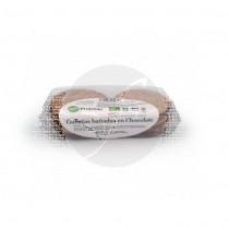 Galletas De Espelta Bañadas En Chocolate Protebio