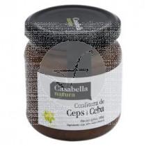 CONFITURA DE CEPS Y CEBOLLA BIO CASABELLA