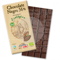 CHOCOLATE NEGRO 56 ECO CHOCOLATES SOLE