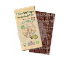 CHOCOLATE NEGRO 73% CON ACEITE DE OLIVA ECO CHOCOLATES SOLE
