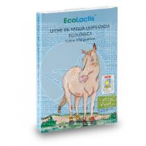Leche yegua Liofiliz Eco 100Gr Ecolactis