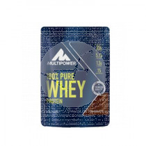 100 PURE WHEY PROTEIN CHOCOLATE MULTIPOWER