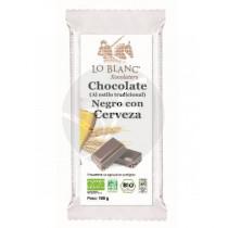 Chocolate Negro con Cerveza Lo Blanc Xocolaters