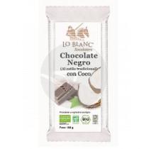 Chocolate Negro con Coco Lo Blanc Xocolaters