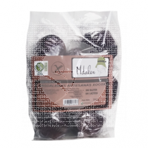 MAGDALENAS DE CHOCOLATE SIN GLUTEN RELLENAS DE CHOCOLATE MDALEN