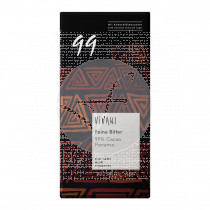 Chocolate negro 99% cacao bio Vivani