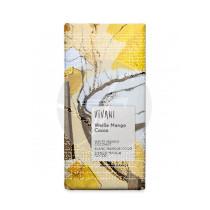 Chocolate blanco con mango y coco Bio Vivani
