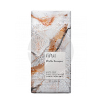 Chocolate Blanco con Arroz Inflado Bio Vivani