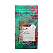 Chocolate con leche con avellanas enteras Bio Vivani