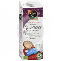 Bebida vegeal quino y arroz Diet Radisson