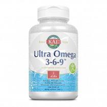 Ultra Omega 3 6 9 100 perlas Kal