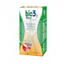 BIO3 FIBRA FRUTAS SOLUBLE 24 STICKS