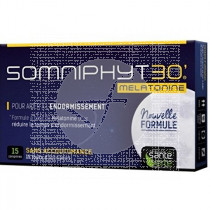 Somnyphut 30 melatonina 15 comprimidos Sante Verte
