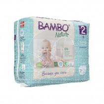 Pañales Talla 2 Mini 3-6Kgs Eco Bambo