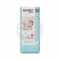 Pañal 4 maxi 7-18kg eco 48uds Bambo