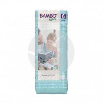 Pañales ecológicos Talla 6 +16Kg Bambo