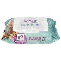 Toallitas Humedas Desechables Para Bebe Bambo