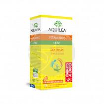 Vitamina C+Zinc 28 comprimidos Efervescentes Aquilea