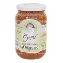 Mermelada de albaricoque con fructosa 400gr Capell