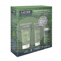 Pack de cosmética Bio para hombre Cattier