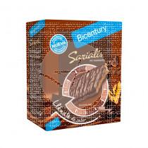 Barritas Saciantes De Cereales y Chocolate Negro Sarialis Bicentury