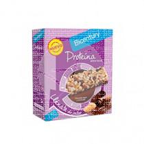 Barritas Proteicas De Cereales Chocolate Negro y cacahuete Bicentury