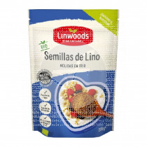 Semillas De Lino Molidas Bio Linwoods