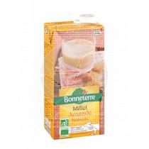 Bebida Vegetal De Mijo y Almendras sin gluten 1L Bonneterre