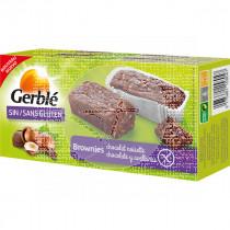 Brownie sin gluten Gerble