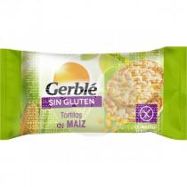 Tortitas De Maiz sin gluten Gerble