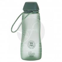Botella bbo tritán verde 550ml Irisana