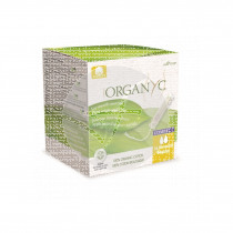 Tampon Regular Compact Organico 16uds Organyc