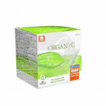 Tampón super Plus Compact Organic 16uds Organyc