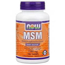 Msm comprimidos Now